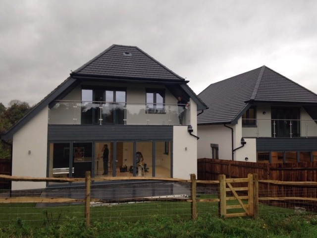 New Houses and Developments
